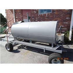 Large Fuel Tank Trailer