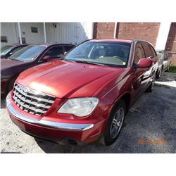 2007 Chrysler Pacifica Touring 5-Door, 6-Pass. CUV