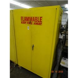 5' Eagle 2 Door Fire Cabinet