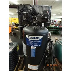 Kobalt 80 Gallon Cast Iron Air Compressor