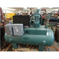 80 Gallon Air Compressor - 3 PH