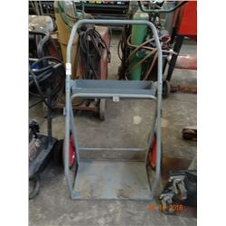 2 Wheel Metal Moving Cart
