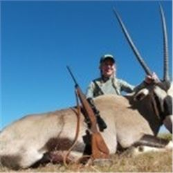 South Africa - Hercules Safaris 2x Blue Wildebeest, 1 Gemsbok, 1 Blesbok, 1 Impala