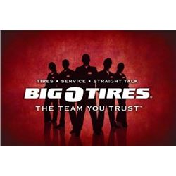 Big O Tires 4 LT265/70/17 Big Foot A/T Tires