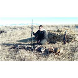 Montana - Youth Waterfowl Hunt