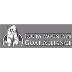 Life Membership for the Rocky Mountain Goat Alliance