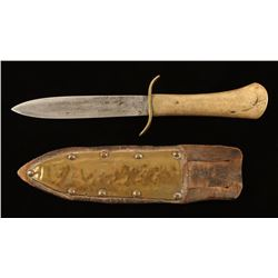 Rustic Indian Trade Knife