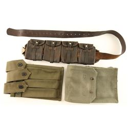Lot of Magazine Pouches