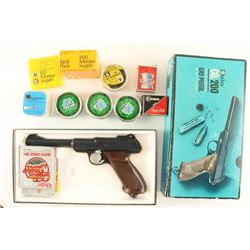Daisy CO2200 BB .177 Gas Pistol w/ Acc.