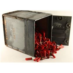Military Crate of Shotgun Shells