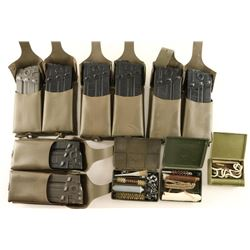 Lot of H&K 91 Mags & More