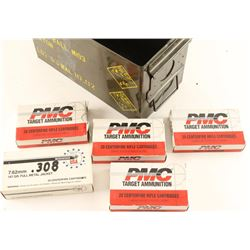 Lot of .308 Win Ammo