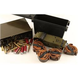 Lot of .308 Ammo & More