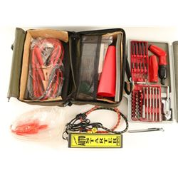 Emergency Roadside Kit & Tool Set