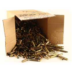 Large Lot of .223 Brass