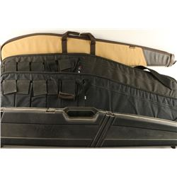 Lot of 4 Rifle Cases