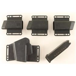 Glock Mags & Holster Lot