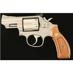 Smith & Wesson Mdl 66-2 .357 Mag SN ANS6812