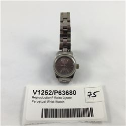 Reproduction? Rolex Oyster Perpetual Wrist Watch
