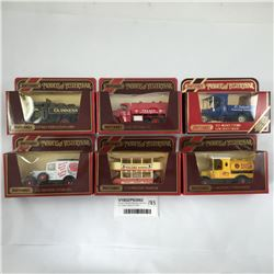 Group of Boxed Matchbox Vehicle's Inc. Texaco Mack AC 1930