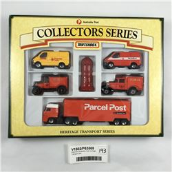 Matchbox Australia Post Heritage Transport Set