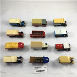 Group of Matchbox Vehicle's Inc. BP British Petroleum