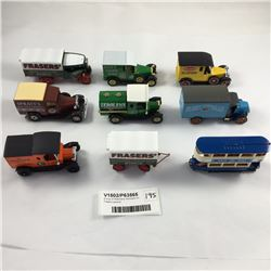 Group of Matchbox Vehicle's Inc. Frasers Ipswich