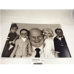Vintage Large Photograph of Gerry Anderson (from Original)