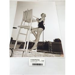 Vintage Large Photograph of Marilyn Monroe (from Original)