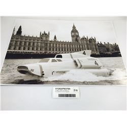 Vintage Large Photograph of Thunderbird 4 (from Original)