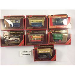 Group of Matchbox Vehicle's Inc. Castrol Y-31912-16 Ford T