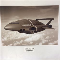 Vintage Large Photograph of Thunderbird 2 (from Original)