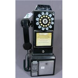 OLD PLASTIC BOS PHONE
