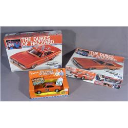 GROUP OF DUKES OF HAZARD MEMORABILIA