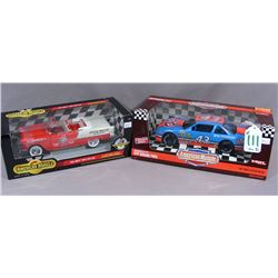 TWO AMERICAN MUSCLE CARS BY ERTL