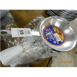 "6 - 7"" Aluminum Fry Pans - 6 Times the Money"