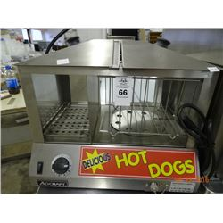Adcraft Hot Dog Cooker
