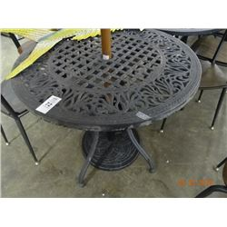 6 Outdoor Metal Tables (Table Only) - 6 Times the Money