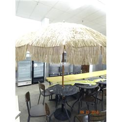 3 Large Straw Umbrella Stands - 3 Times the Money