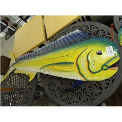 Metal Fish Décor