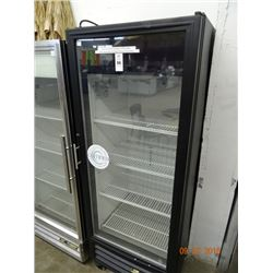 True Single Glass Door Freezer  9°