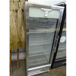 True Single Glass Door Freezer   14°