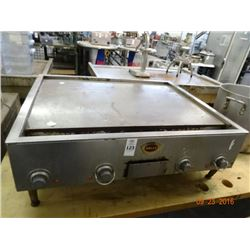 Wells 3' Electric Flat Grill