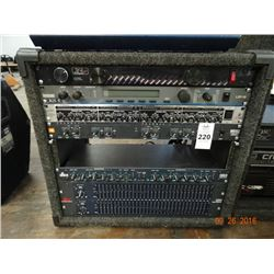 Dimmer Control, Amp, Equalizer Audio Control Box
