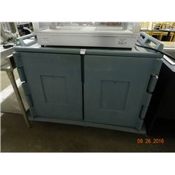 Cambro Large Tray Cart/Transporter