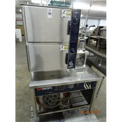 Groen Convection Steamer w/Tilt Kettle