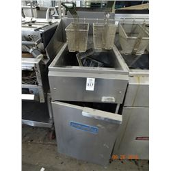 Imperial Gas Deep Fryer
