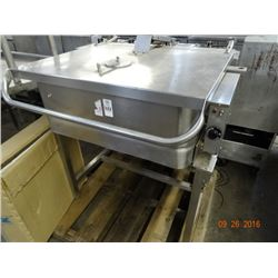 Electric Tilt Fryer