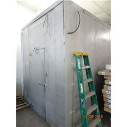 8' x 8' Cooler / 8' x 2' Freezer 10' Height Combo Walk-In