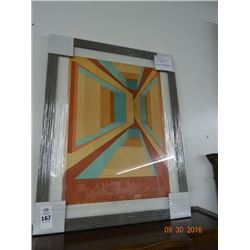"Framed Art ""Passages"""